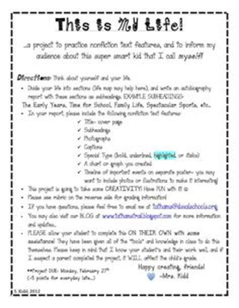 biography lesson plans 3rd grade this free download includes a student of the week template