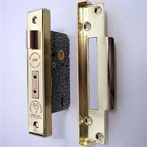 door kit brass lock broughtons mortice door lock rebate kit polished brass