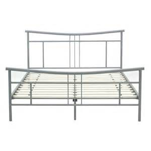 Platform Bed Frame With Headboard Axon Size Modern Metal Platform Bed Frame With Headboard And Footboard Pricefalls