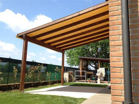 struttura gazebo in legno foto struttura in legno con copertura in pvc di esterni