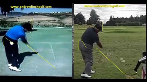 lee trevino swing analysis lee trevino swing analysis and changes he made as he got