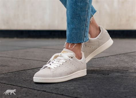 adidas stan smith chalk white chalk white matte gold