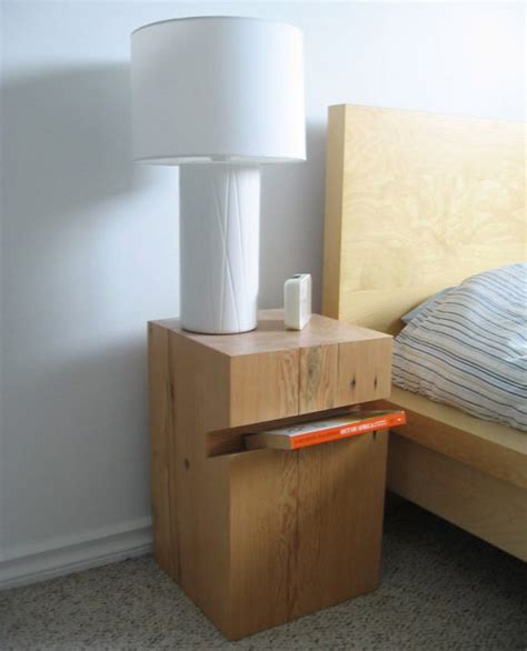 cool bedside narrow nightstand collection for modern bedrooms vizmini