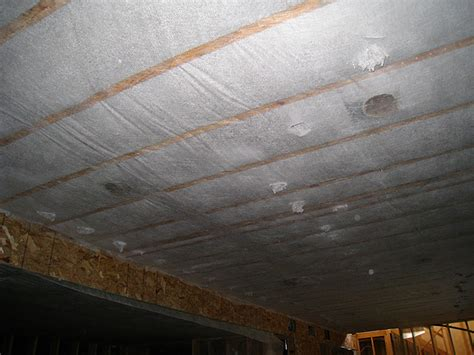 best sound insulation for basement ceiling basement