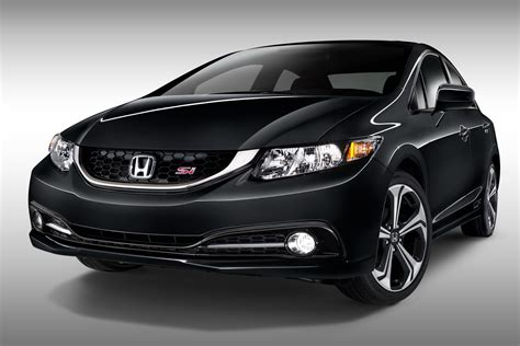 Honda Si 2015 by Honda Civic Si 2015 Sedan