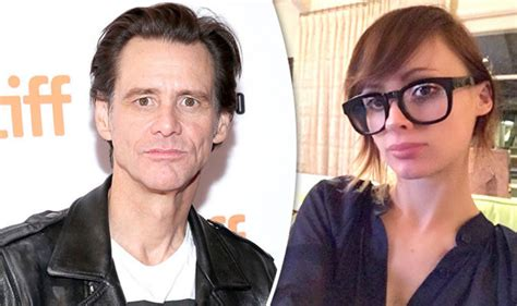 Claims Has The Herpes by Jim Carrey Claims Late Ex Cathriona White Had A Bad Wax