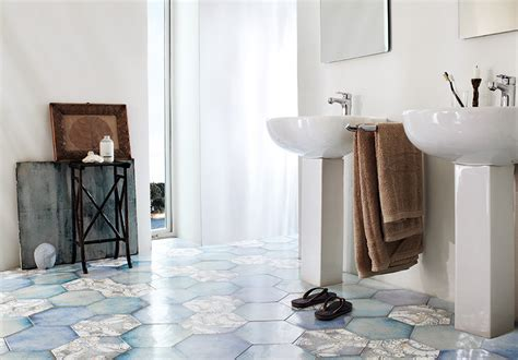 hex bathroom floor tile 25 beautiful tile flooring ideas for living room kitchen and bathroom designs