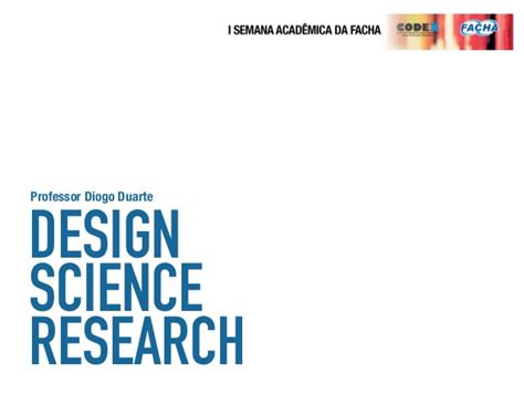 design thinking research design science research e design thinking