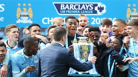 epl u18 table under 18 premier league in pictures
