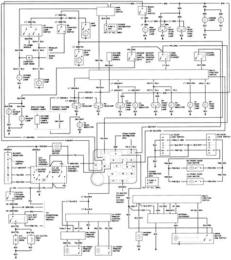 97 ford ranger wiring diagrams wiring diagram with