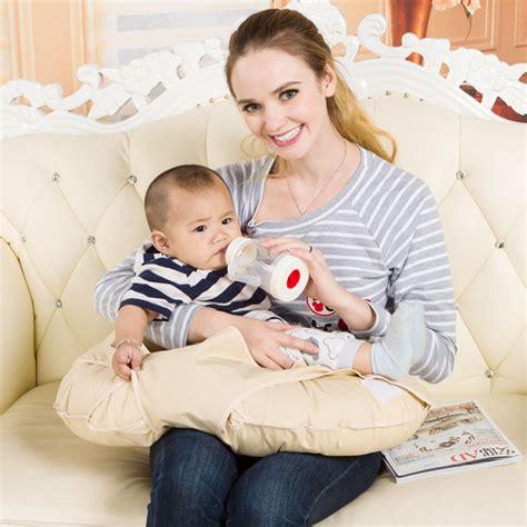 Babies Nursing For Comfort by Baby Infant Feeding Pillow Mummy Nursing