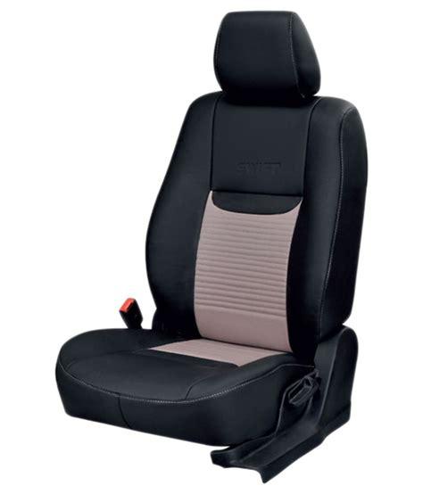 Tankcover Ertiga Black elaxa seat cover for maruti ertiga black buy elaxa seat cover for maruti ertiga black