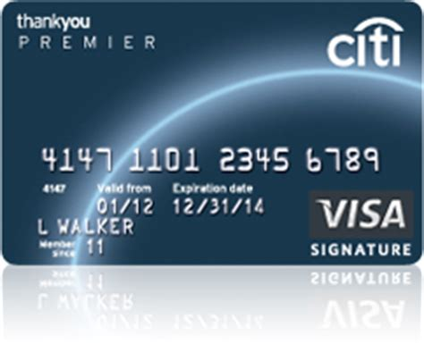 Thank You Points Gift Cards - citibank thankyou reward card best business cards