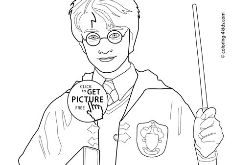 harry potter coloring book inside harry potter coloring pages for printable free inside