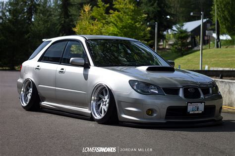 lowered subaru impreza image gallery 2006 wrx hatchback