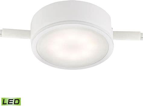 alico cabinet lighting alico mle201 5 30 tuxedo modern white led cabinet