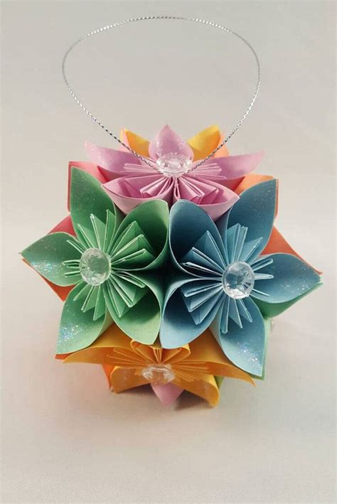 Flor Origami - 1000 ideas about flor de origami on flores