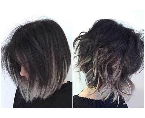 unique hair color ideas unique colored bob hairstyles unique hair color ideas