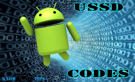 codes for android android ussd codes list for mobile phones