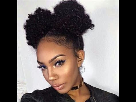 Black Hairstyles For 2016 Ponytails by Buns Ponytails Faux Hairstyles For