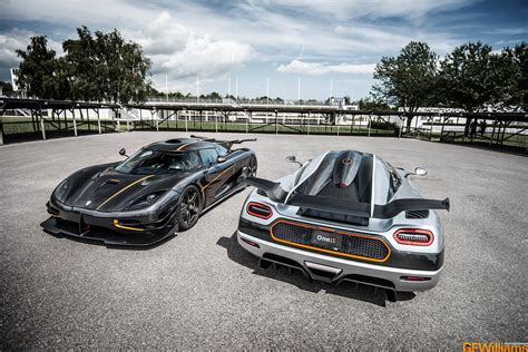 One 1 Koenigsegg Koenigsegg One 1 Op Goodwood Hartvoorautos Nl