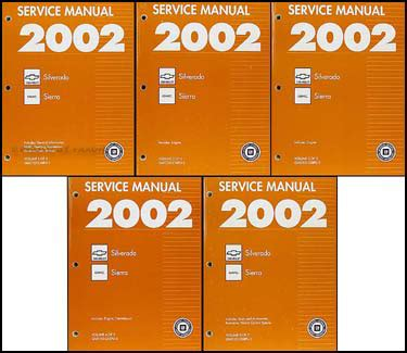 auto repair manual free download 2002 gmc sierra 3500 electronic toll collection 2002 chevrolet silverado owner s manual original