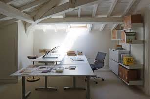 Dachbalken Streichen by 20 Trendy Ideas For A Home Office With Skylights