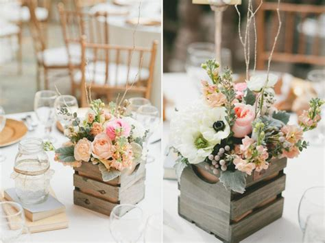 18 non jar rustic wedding centerpieces you ve got to