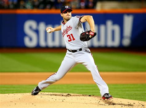 Ace Maxs nationals ace max scherzer pitches his second no hitter of the season toronto