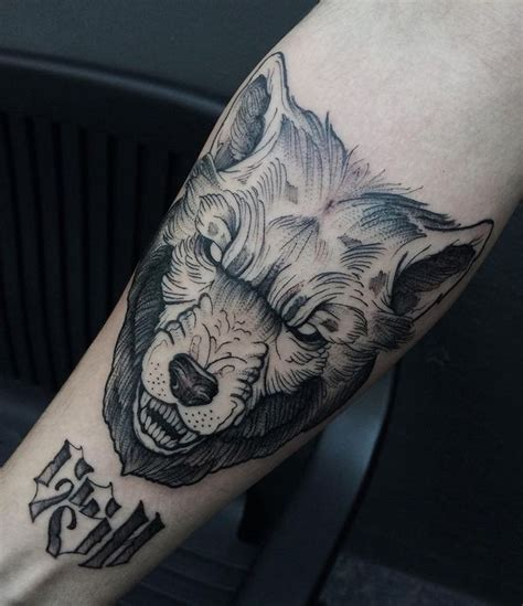 snarling wolf tattoo designs 57 wolf designs for and with meaning
