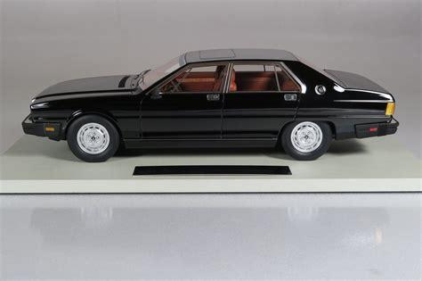 maserati quattroporte black top marques collectibles maserati quattroporte iii 1 18