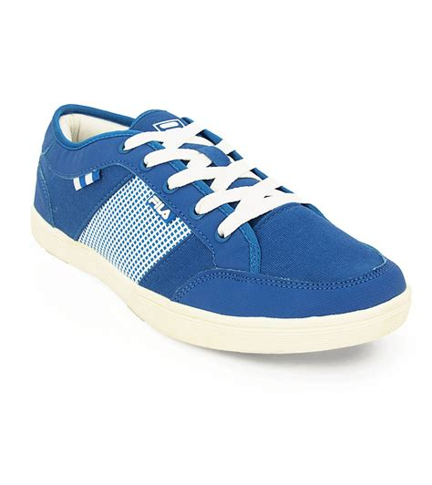 fila blue canvas shoes buy fila blue canvas shoes