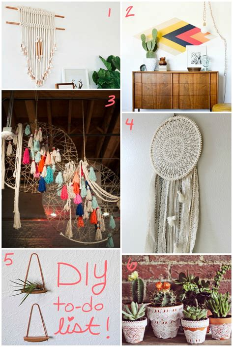 diy boho room decor my southwestern decor diy to do list