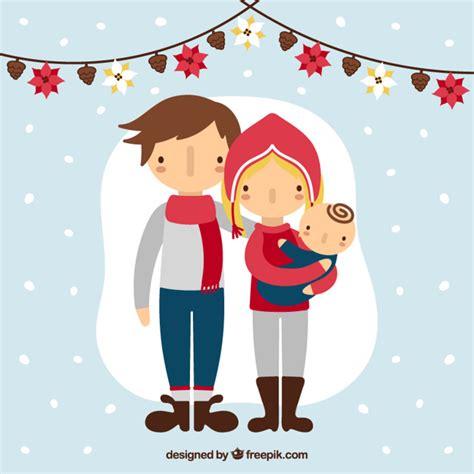 Family Natal I Do fam 237 lia do natal jovem baixar vetores gr 225 tis