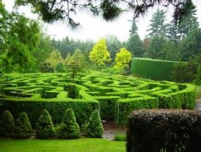 Botanical Gardens Vancouver Botanical Gardens With Features Like This Maze At The