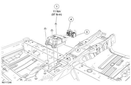 solved: 2011 ford fiesta air bag sensor location fixya