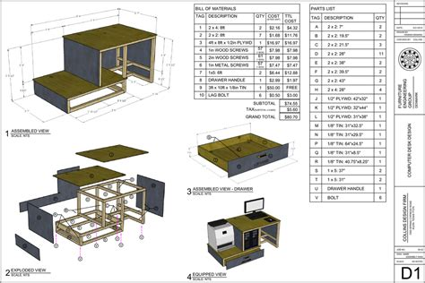 layout sketchup units unit 3 sketchup klein design class