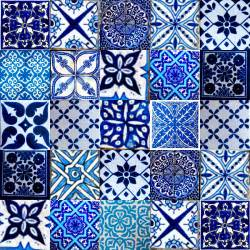 moroccan tile marrakesh moroccan tiles blue random pinterest marrakesh patterns and interiors