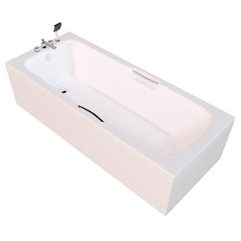 genesis virginia gripped bath 1700 x 700mm 1700 x