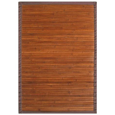 Chocolate Brown Area Rug Anji Mountain Contemporary Chocolate Brown 2 Ft X 3 Ft Area Rug Amb0031 0023 The Home Depot