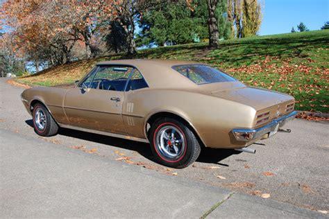 Pontiac Firebird Years by 1967 Pontiac Firebird Ho Same Owner For The Last 42