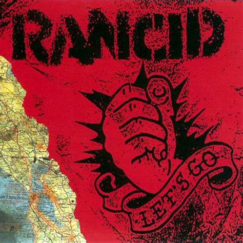 rancid let s go epitaph records
