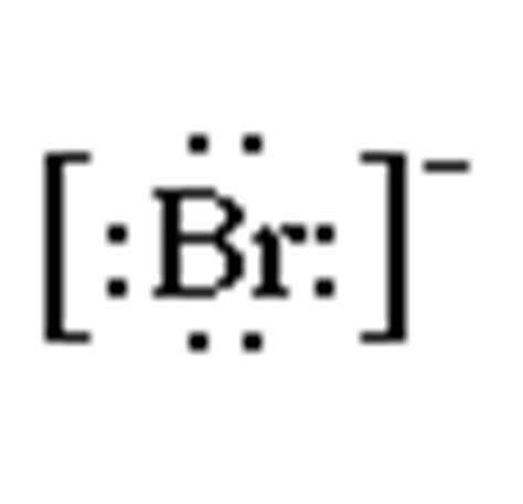 lewis dot diagram for bromine ch109 lecturenotes