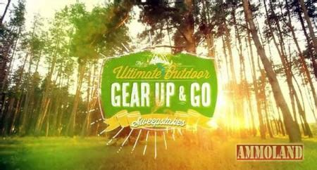 Outdoor Channel Giveaway - outdoor channel s quot gear up and go quot sweepstakes