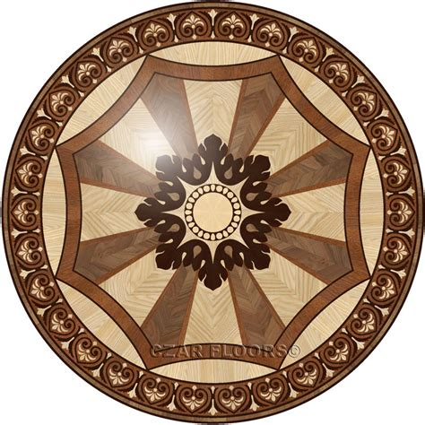 Floor Medallion by Details Description And Price For R100 In Wood Medallions