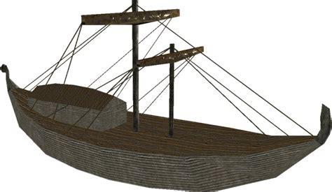sw boat runescape model ship elder scrolls wikia
