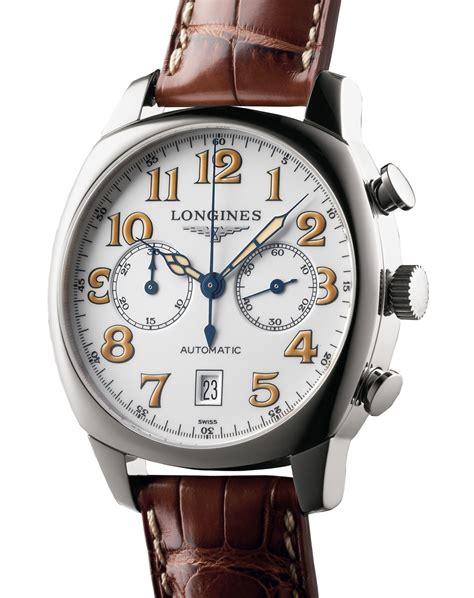 longines spirit chronograph pictures reviews