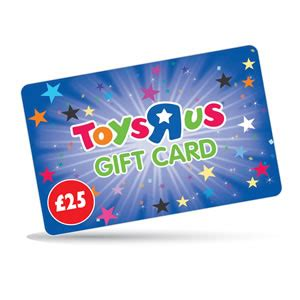 Gift Cards At Toys R Us - toys r us gift cards free postage next day delivery order up to 163 10k