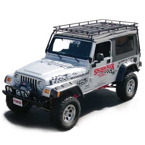 06 Jeep Wrangler Unlimited Expedition Rack Jeep 04 06 Wrangler Unlimited