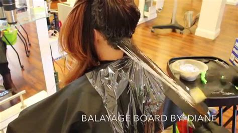 how to section hair for ombre hellocindee how to step by step balayage ombre tutorial